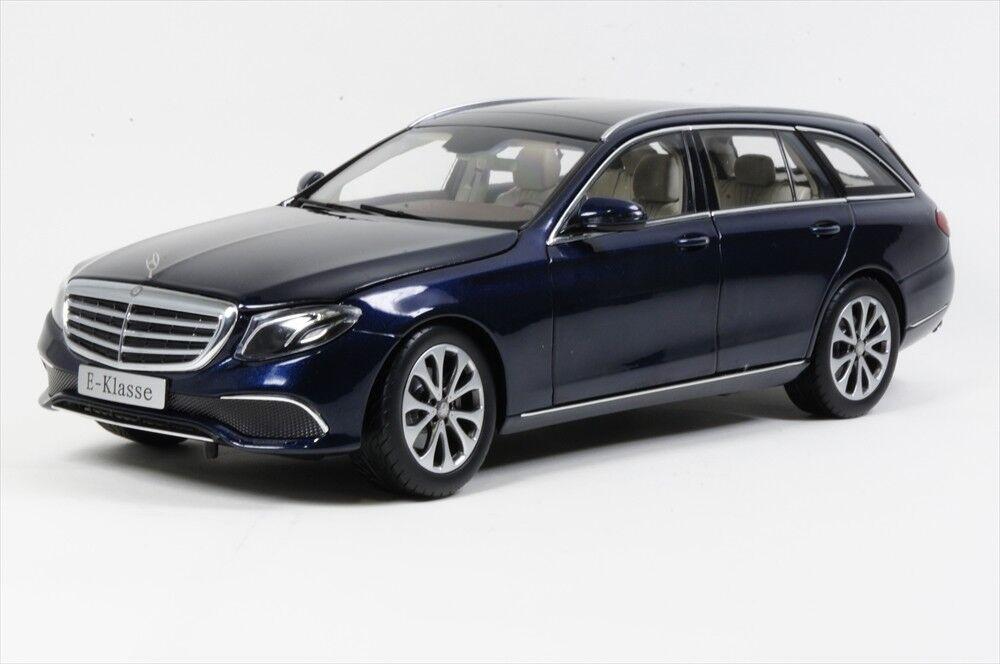 Mercedes - benz w 213 e - klasse t - modell  exklusiv  cavansite blaue 1,18 ersticken