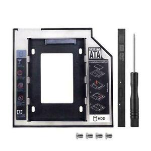 Universal-9-5-mm-Caddy-SATA-3-HDD-SSD-Festplatte-CD-Adapt-Optical-Bay-DVD-N3H8