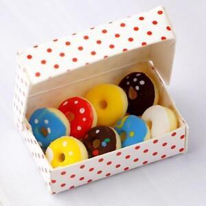 1-12-Dollhouse-Miniature-Kitchen-Food-Cakes-Dessert-Donut-Accessory