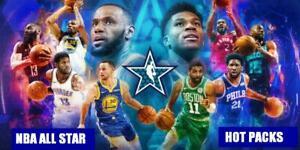 NBA-All-Star-Basketball-Card-HOT-Packs-10-Cards-Per-Pack-LeBron-James-Kobe