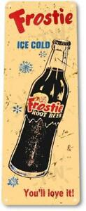 Frostie-Cola-Soda-Beverage-Kitchen-Bar-Rustic-Metal-Retro-Soda-Decor
