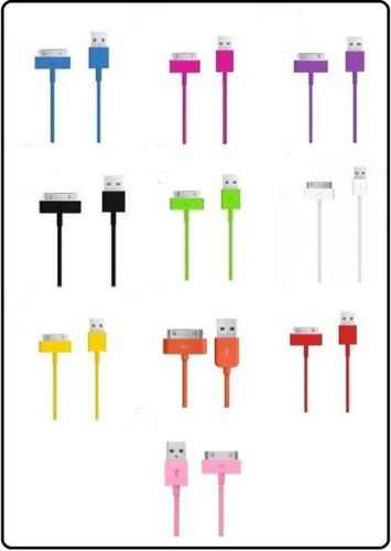 Extra Long USB Cable Power Cord /& Sync for Apple iPhone 4 iPad 4S 10 Ft