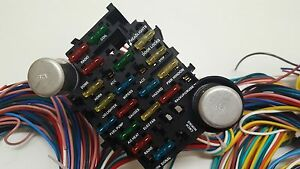 Details about 1973-1982 Chevy GMC Pickup Truck Wire Harness Universal on choke electronics, choke power supply, choke valves, choke wire,
