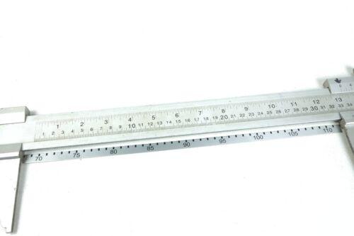 """Adhésif de marquage échelle Règle 0.3037/"""" intervalles de 13.364/"""" L NSN 7690-00-161-1619"""