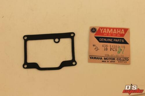1974-438-14184-00 DT250-360 YAMAHA NOS FLOAT CHAMBER GASKET