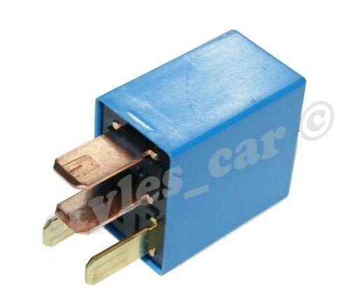 Genuine Hyundai /& Kia Multi-Use 4-Pin Blue Relay Omron 95224-2D000 12V 00-17