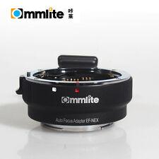 Commlite Auto-focus Mount Adapter Ef-nex for Canon EF to Sony NEX Mount