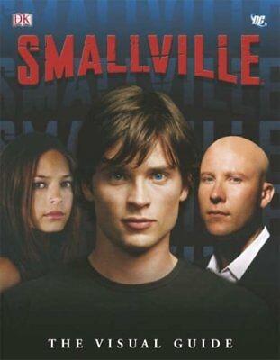 """smallville"": The Visual Guide,craig Byrne Elegant En Stevig Pakket"