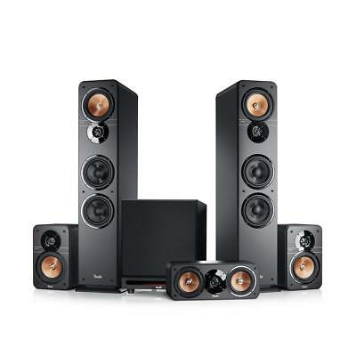 "Teufel Ultima 40 Surround Power Edition ""5.1-Set"" 5.1 Heimkino Soundanlage Bass"