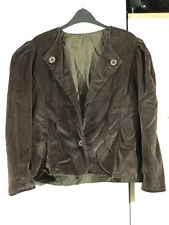true Vintage Retro Damenblazer Blazer Jacke Jackett Sakko Janker Trachtenjacke