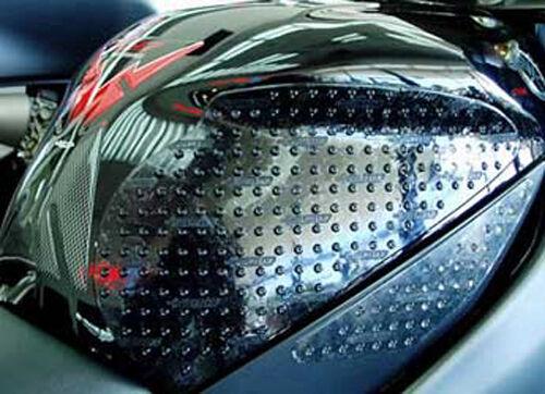 BLACK Fits Aprilia RSV4 Factory APRC SE,RSV4 Factory,RSV4 STOMP TRACTION PAD