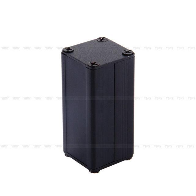 1pc Aluminum PCB Instrument Box Enclosure Electronic Cooling Case DIY 50x25x25mm