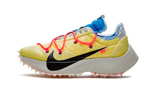 "Nike Zoom Vapor Street ""Off-White - Tour Yellow"" - CD8178 700 - 2019"