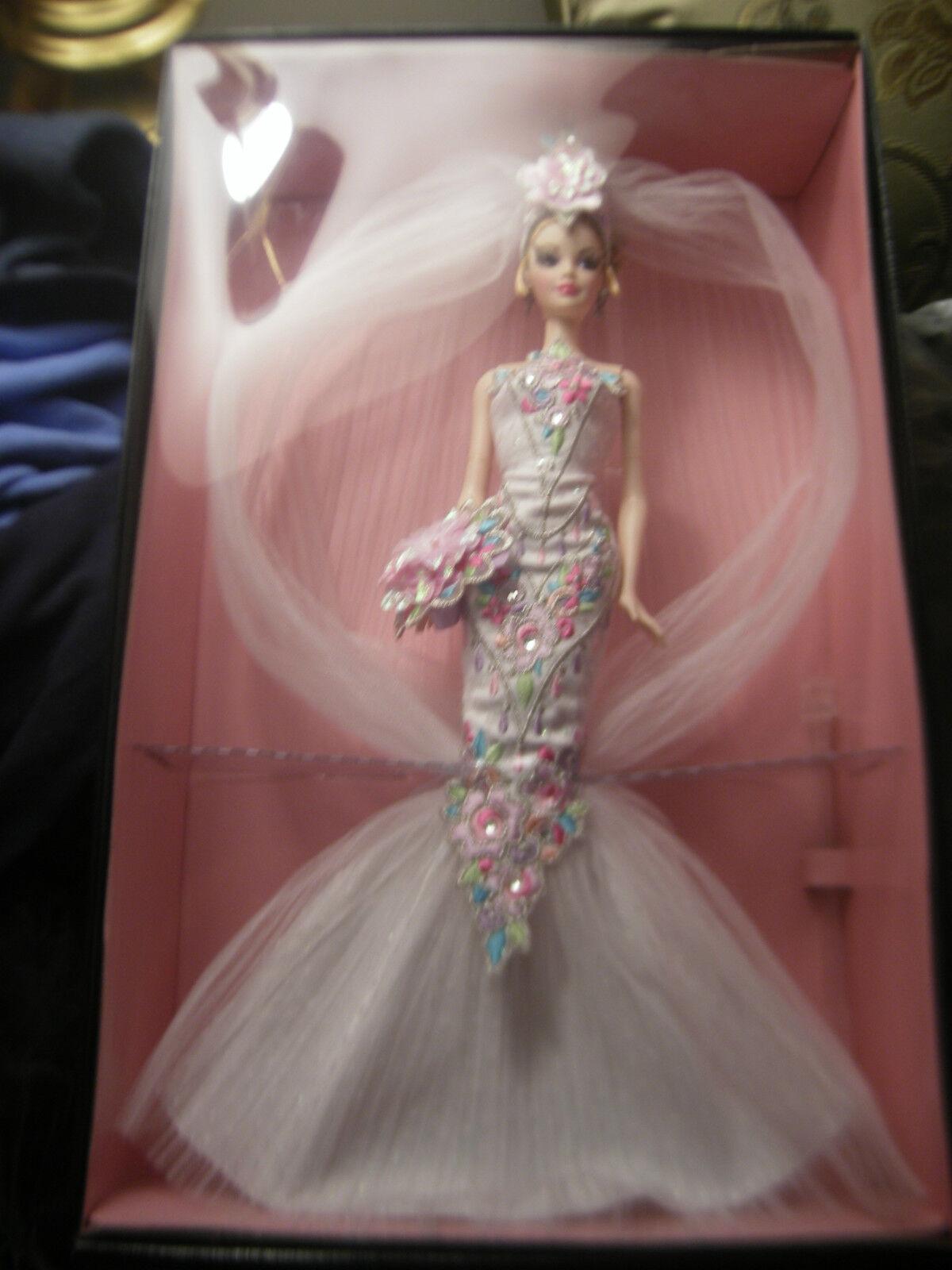 Bob Mackie Couture confección Barbie nunca quitado de la Caja oro Label