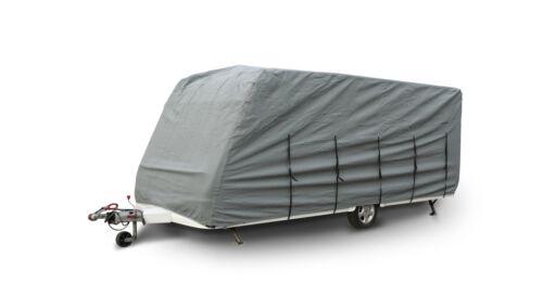Copri Caravan per Roulotte larghezza tra 230//250 cm telo Extrawide doppia zip