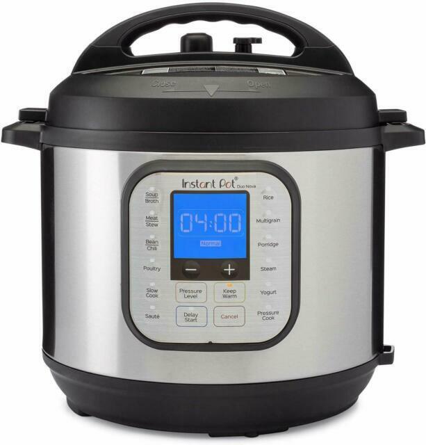 Instant Pot DUONOVA60 6qt 7-in-1 Slow Cooker