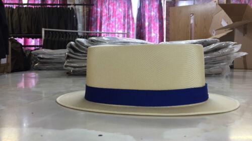 Unisex Uk Made Boater Hat