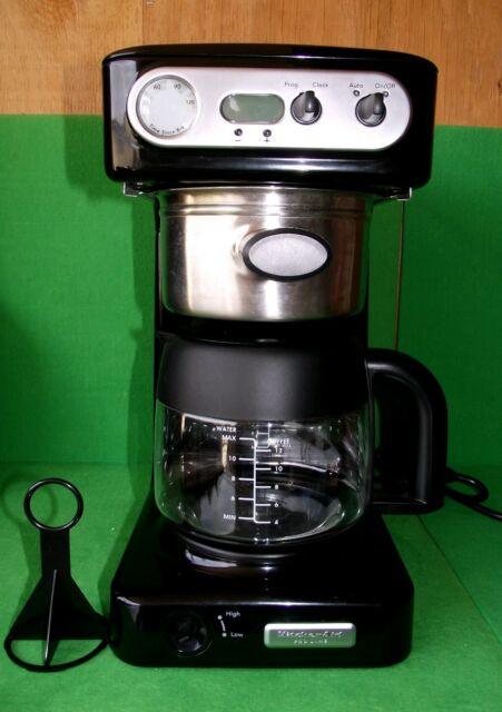KitchenaAid Pro Line Coffee Maker ( Model kpcm050OB0 ) GOOD USED CONDITION