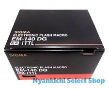 Sigma  EM-140 DG Ring Light/Macro Flash for  Canon