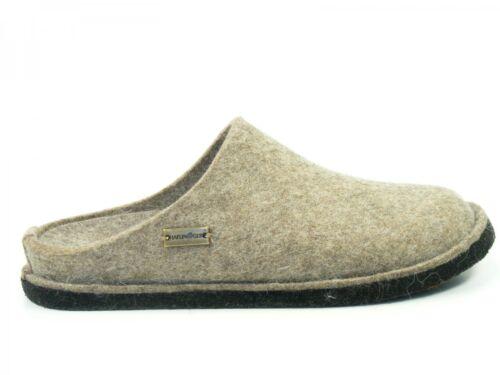 Feltro Haflinger 311010 Pantofole Lana Flair Uomo Pantofole Scarpe Morbido Donna qUYZwxvv