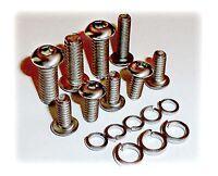 Screws For Stromberg 97 Carburetors - Stainless Steel - Hot Rod Flathead Ford