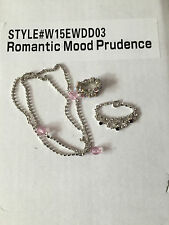 Romantic Mood Prudence JEWELRY - Tonner Ellowyne Wilde doll fashion - sparkly
