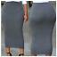 Muslim-Thick-Skirt-Bodycon-Slim-High-Waist-Stretch-Long-Maxi-Women-Pencil-Skirt thumbnail 15