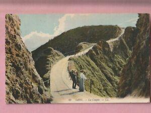 Channel Islands, Sark - La Coupee, LL Louis Levy, No.49.