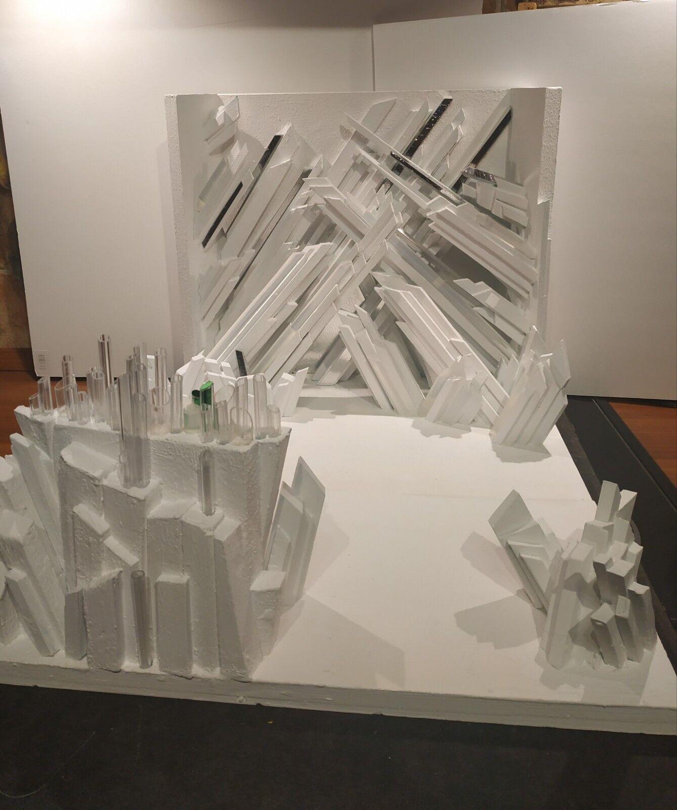 Superman solitude diorama 12