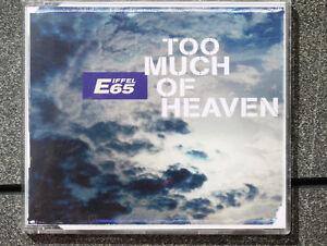 Eiffel-65-Too-Much-of-Heaven-Singel-CD-Maxi-1999