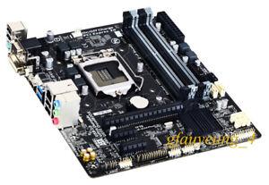 LGA1150-DDR3-contiene-GA-B85M-D3V-Plus-I-o-blindaje-M-ATX-placa-madre-Gigabyte