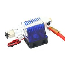 E3D v6 All Metal J-Head Hotend Extruder 1.75mm Filament 0.3mm Nozzle w/Fan Duct