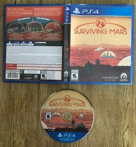 Surviving-Mars-Ps4-Sony-PlayStation-4