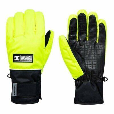 DC Franchise Snowboard Gloves Mens Sz M Black
