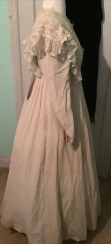 Antique Ladies Victorian / Edwardian Dress