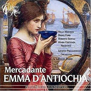 Mercadante-Emma-D-039-Antiochia-David-Parry-Nelly-Miricioiu-Bruce-Ford-NEW-3CD