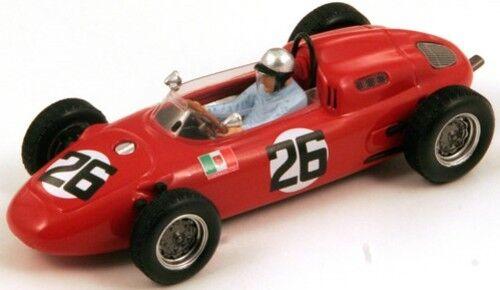 PORSCHE PORSCHE PORSCHE 718 GP Germany'62  26, N.Vaccarella, SPARK Model 1 43, S1863 ef6013
