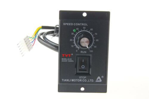 For 6-200W AC220V Motor Speed Controller single-phase AC motor