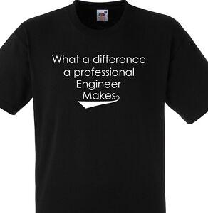Quelle différence un professionnel Game Designer rend T Shirt-Cadeau Jeux