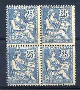 260618-MOUCHON-127-EN-BLOC-DE-4-LUXE-GOMME-ORIGINALE-certificat-CALVES
