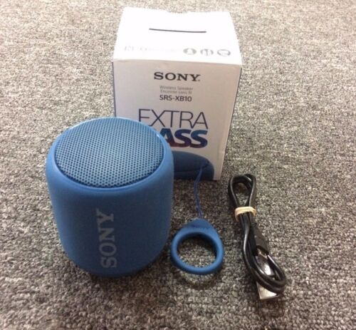 Sony SRS-XB10 Portable Wireless Speaker with EXTRA BASS NEW