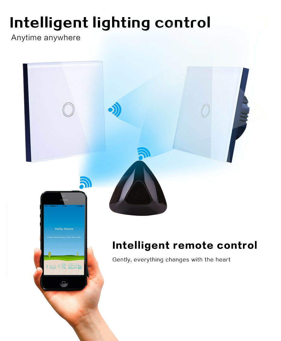 Smart Home Wireless Rf 433mhz Remote Control Transmitter For Touch Light Switch Hopefully You Will Satisfied With We Guarantee Get