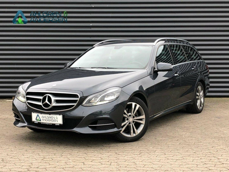 Mercedes E220 2,2 CDi Elegance stc. 5d - 249.900 kr.