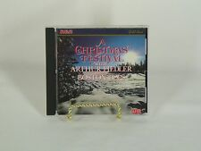 A Christmas Festival RCA Gold Seal by Arthur Fiedler  Conductor CD Boston Pops
