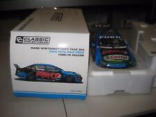 Mark Winterbottom Signed 2014 Ford Falcon FG 1:18 Model Car + COA & Photo proof