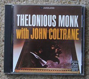 Thelonious-Monk-with-John-Coltrane-CD-Jazzland-Jazz-Classics