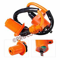 Gy6 Racing Ignition Coil 50cc-250cc 4 Stroke Engines Fit Go Karts Quads Mopeds