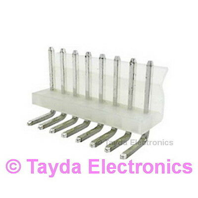 5 x Wafer Connector 3.96mm 2 Pins FREE SHIPPING