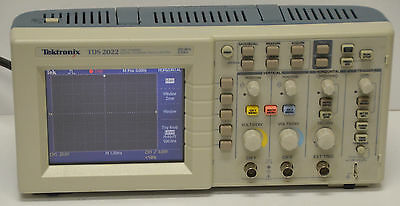 Tektronix Tds2022 Digital Storage Oscilloscope 200mhz Tds 2022 Delicacies Loved By All 2-channel