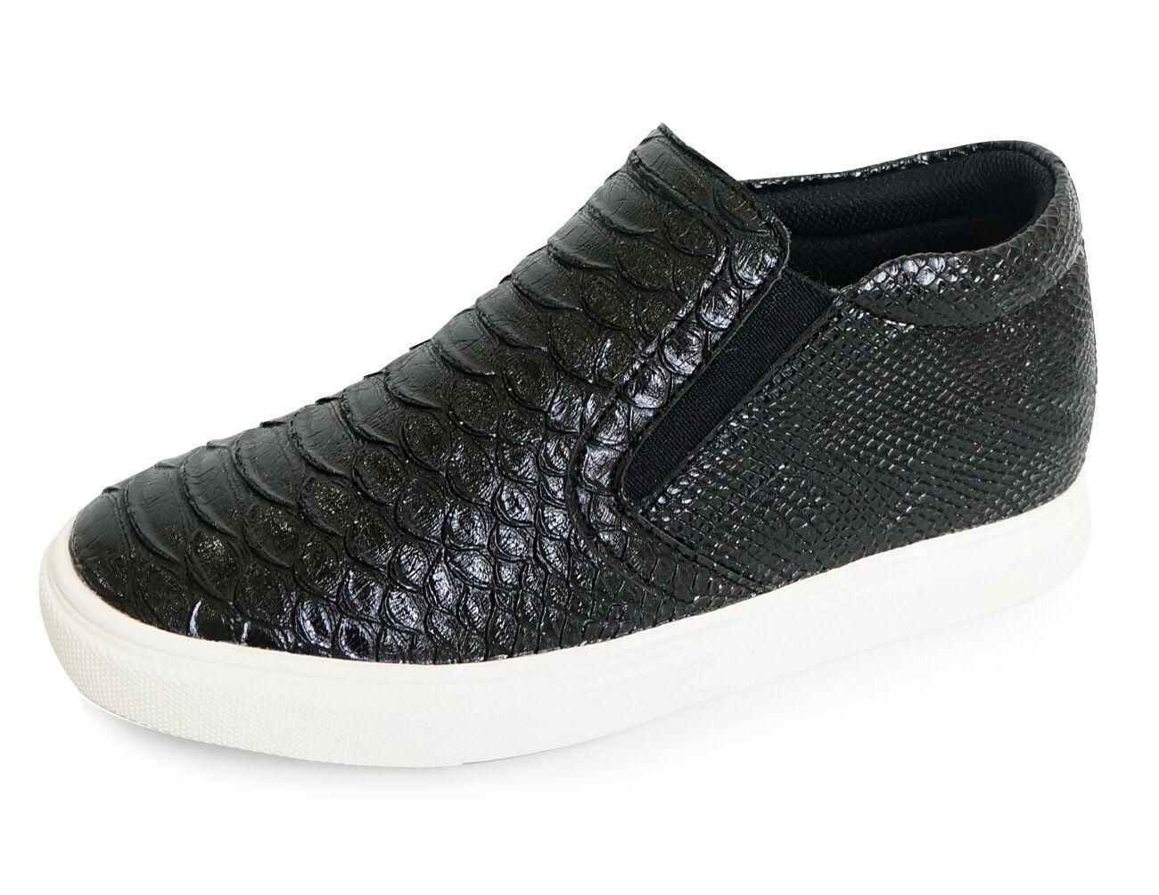 MNX15 Men's Elevator shoes MANGO BLACK Height Increase 6cm by FedEx Fast Ship